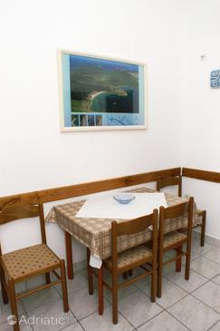 Potočnica, Jadalnia w zakwaterowaniu typu apartment, WiFi.