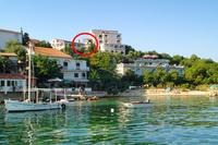 Апартаменты у моря Potočnica (Pag) - 4072
