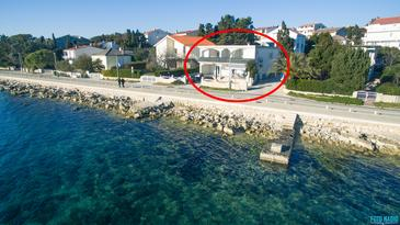 Novalja, Pag, Property 4074 - Apartments near sea with rocky beach.