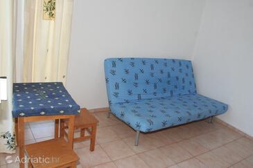 Jakišnica, Гостиная в размещении типа room, Домашние животные допускаются и WiFi.