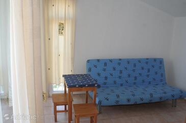 Jakišnica, Sala de estar in the room, (pet friendly) y WiFi.