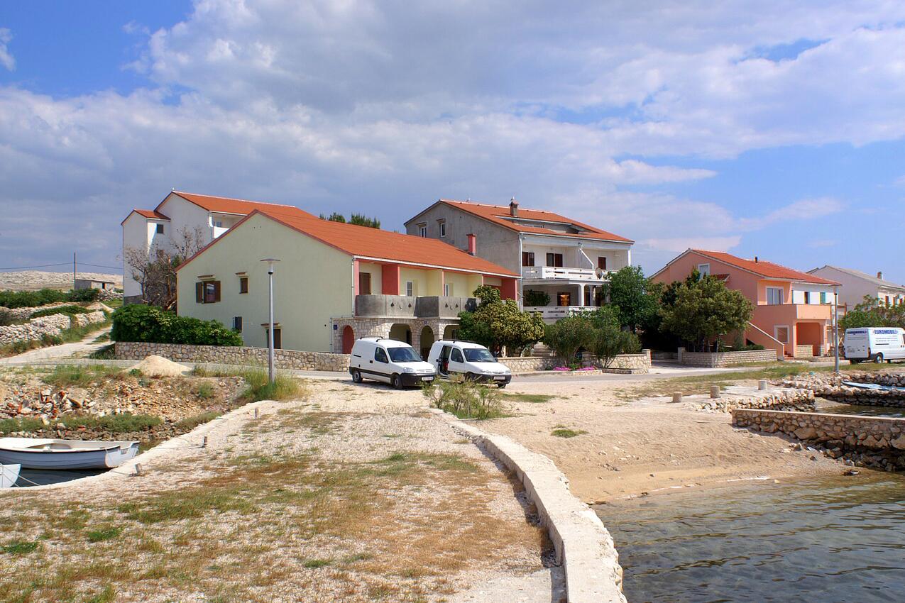 Chorvatsko ubytování pro 15 osob