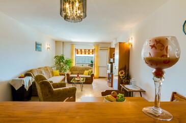 Šimuni, Гостиная в размещении типа apartment, доступный кондиционер, Домашние животные допускаются и WiFi.