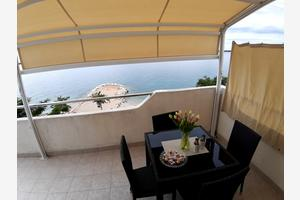Apartments by the sea Mandre (Pag) - 4093
