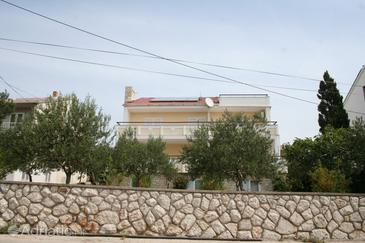 Novalja, Pag, Property 4094 - Apartments with rocky beach.