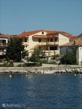 Mandre, Pag, Property 4095 - Apartments near sea with pebble beach.