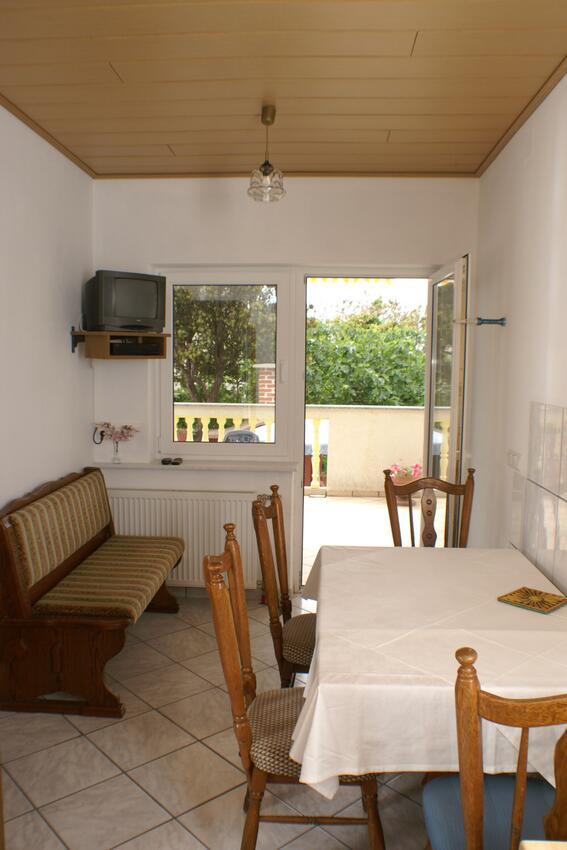 Ferienwohnung im Ort Mandre (Pag), Kapazität 4+0 (1013334), Mandre, Insel Pag, Kvarner, Kroatien, Bild 2