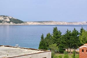 Apartments by the sea Stara Novalja (Pag) - 4099