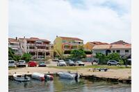 Апартаменты у моря Kustići (Pag) - 4104
