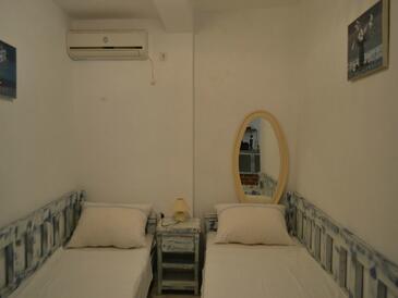 Stara Novalja, Гостиная в размещении типа apartment, Домашние животные допускаются и WiFi.