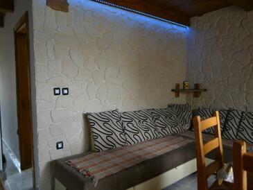 Stara Novalja, Гостиная в размещении типа apartment, доступный кондиционер, Домашние животные допускаются и WiFi.