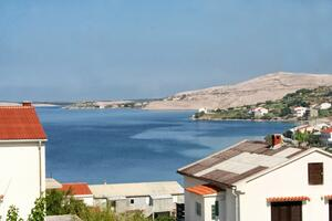 Apartments and rooms with parking space Metajna, Pag - 4120