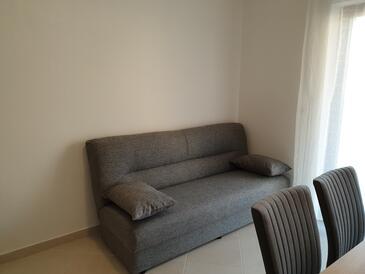 Metajna, Гостиная в размещении типа apartment, Домашние животные допускаются и WiFi.
