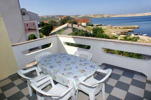 Apartments by the sea Kustići, Pag - 4129