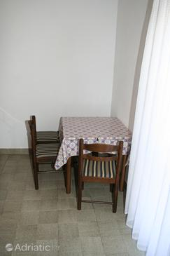 Pag, Dining room in the apartment, WIFI.
