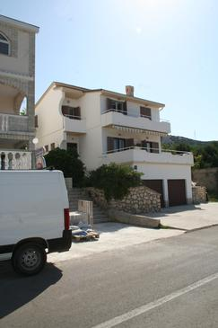 Stara Novalja, Pag, Property 4138 - Apartments by the sea.