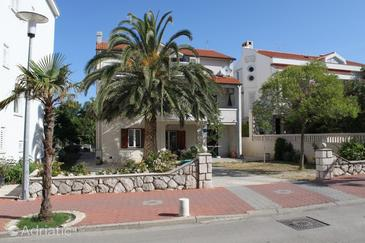 Novalja, Pag, Property 4145 - Apartments near sea with pebble beach.