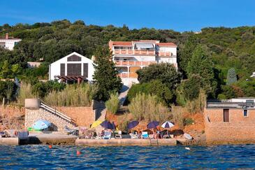 Stara Novalja, Pag, Property 4146 - Apartments near sea with pebble beach.