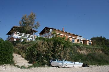 Vlašići, Pag, Property 4147 - Apartments and Rooms near sea with sandy beach.