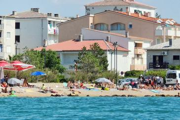 Pag, Pag, Property 4149 - Apartments near sea with pebble beach.