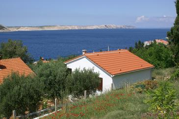 Stara Novalja, Pag, Property 4152 - Vacation Rentals near sea with pebble beach.