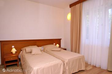 Split, Bedroom in the room, dopusteni kucni ljubimci.