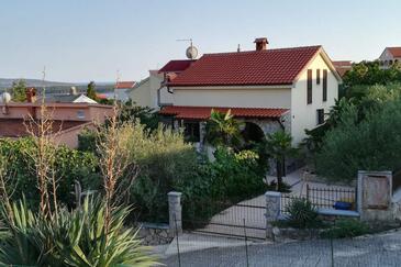 Kornić, Krk, Объект 416 - Апартаменты с галечным пляжем.