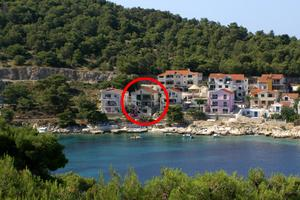 Apartamenty nad morzem Bilo (Primosten) - 4168