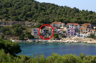 Bilo, Primošten, Obiekt 4168 - Apartamenty przy morzu.