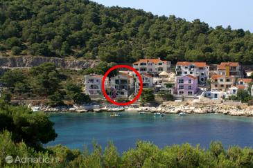 Bilo, Primošten, Property 4168 - Apartments by the sea.