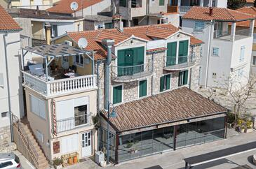 Tribunj, Vodice, Property 4174 - Apartments by the sea.