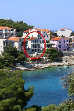 Bilo, Primošten, Objekt 4189 - Ubytování v blízkosti moře.