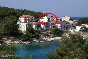 Bilo, Primošten, Property 4191 - Apartments by the sea.