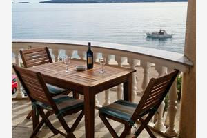 Apartments by the sea Brodarica, Šibenik - 4194