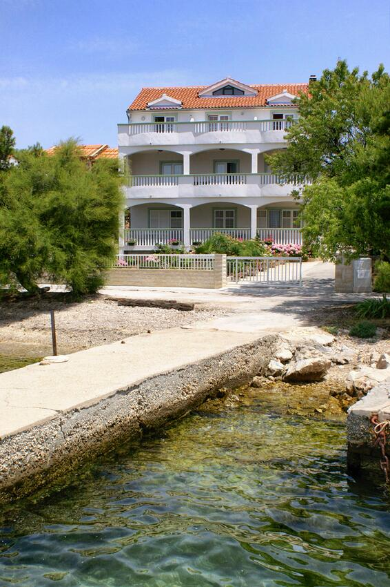 Apartmán pro 6 osob u moře - Šibenik