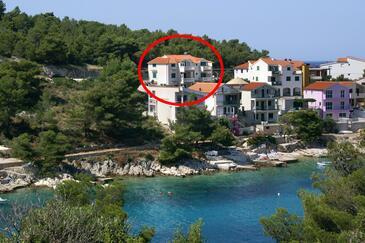 Bilo, Primošten, Obiekt 4202 - Apartamenty przy morzu.