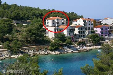 Bilo, Primošten, Объект 4202 - Апартаменты вблизи моря.