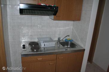 Rogoznica, Kitchen in the apartment, dopusteni kucni ljubimci.