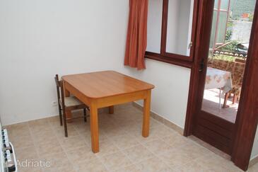 Grebaštica, Ebédlő szállásegység típusa apartment.