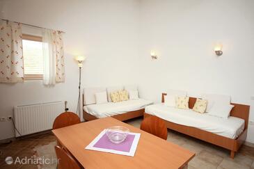 Ražanj, Living room in the apartment, WIFI.