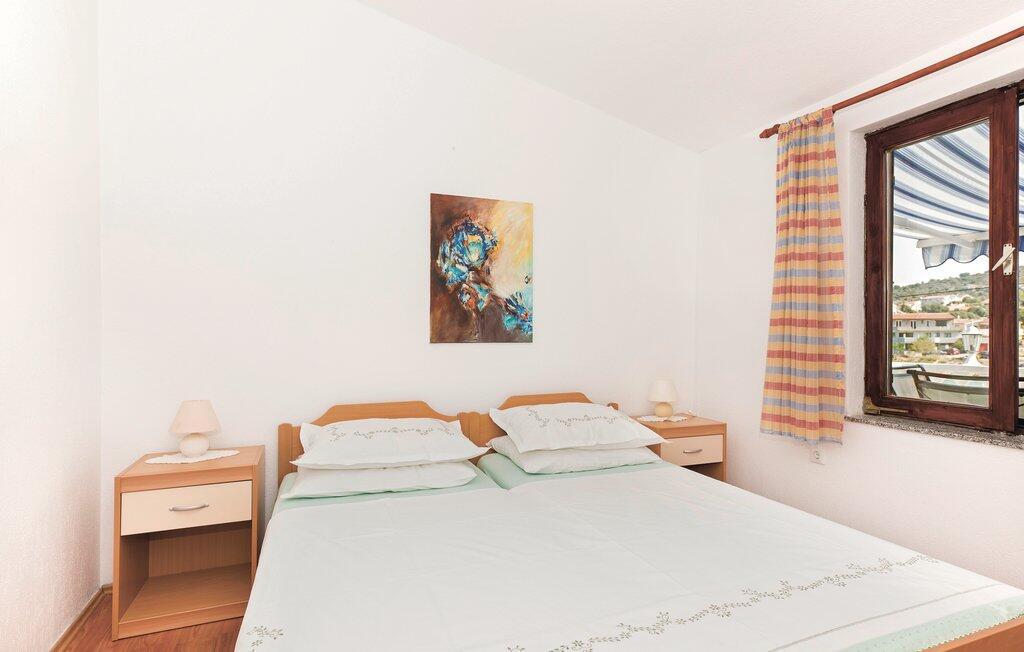 Ferienwohnung im Ort Kanica (Rogoznica), Kapazität 4+2 (1013423), Kanica, , Dalmatien, Kroatien, Bild 5