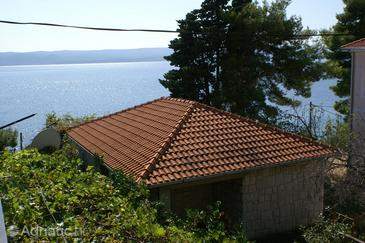 Pisak, Omiš, Property 4280 - Vacation Rentals near sea with pebble beach.