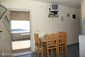 Sevid, Blagovaonica u smještaju tipa apartment, dostupna klima i WiFi.