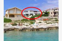 Apartments by the sea Sevid (Trogir) - 4287