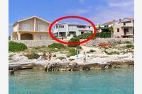 Apartmány u moře Sevid (Trogir) - 4287