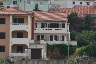 Vrbnik, Krk, Property 430 - Apartments with pebble beach.