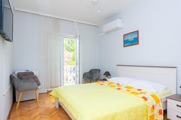 Pašman, Sypialnia w zakwaterowaniu typu room, WIFI.