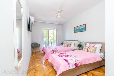 Pašman, Спальня в размещении типа room, WiFi.