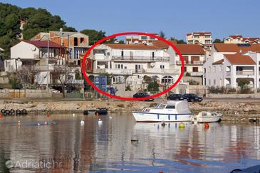 Tisno, Murter, Property 4310 - Apartments by the sea.