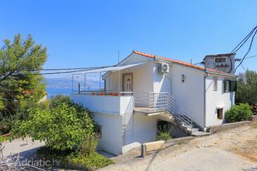 Arbanija, Čiovo, Objekt 4320 – Apartmaji v bližini morja.